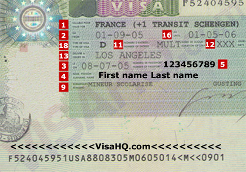 Study Visa requirements for non dependant students