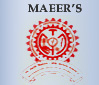 Maeer's Arts,Commerce and Science College logo