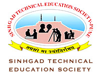 Sinhgad College of Education logo