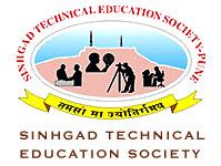 Sinhgad College of Engineering logo