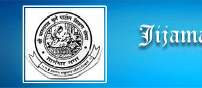Jijamata College of Science and Arts logo