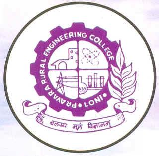 Pravara Rural Engineering College logo