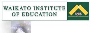 Waikato Institute of Education logo