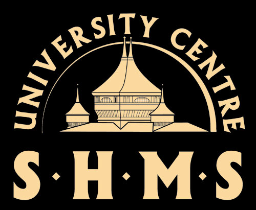 Swiss Hotel Management School (SHMS) logo