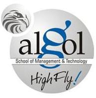 Algol School of Technology logo