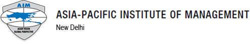 Asia-Pacific Institute of Management  logo