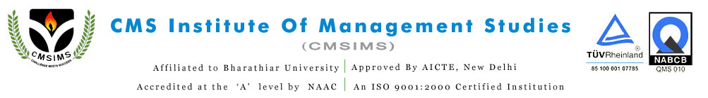 CMS Institute of Management Studies logo