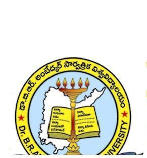Dr B R Ambedkar Open University logo