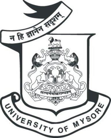 University of Mysore logo