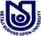 Netaji Subhas Open University (NSOU) logo