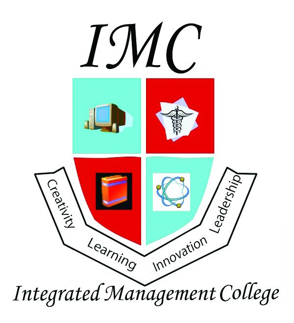 Integrated Management College logo
