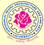 Jawaharlal Nehru Architecture and Fine Arts University logo