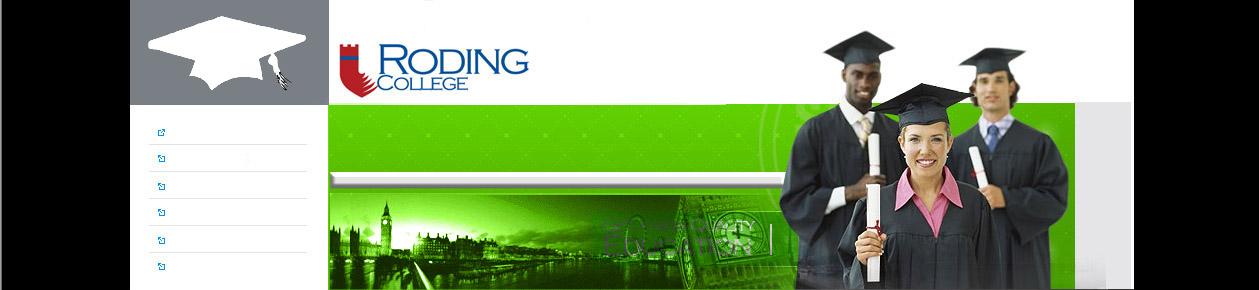Roding College logo