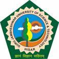 Guru Jambheshwar University of Science & Technology logo