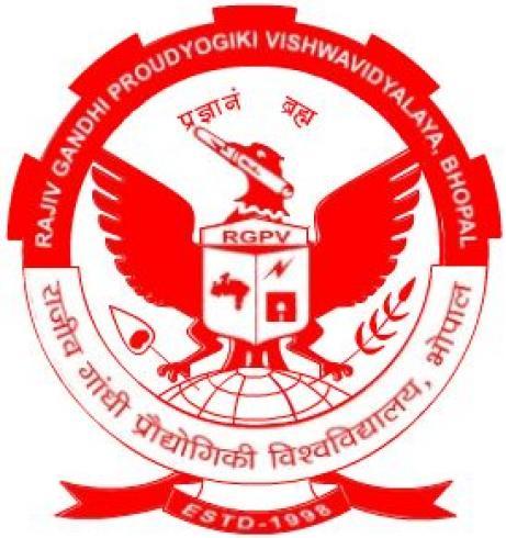 Rajiv Gandhi Proudyogiki Vishwavidyalaya, Bhopal logo