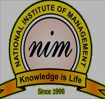 National Institute of Management, Mumbai logo