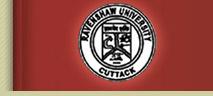 Ravenshaw University logo