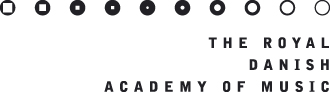 The Royal Danish Academy of Music logo