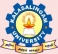 Kalasalingam University logo