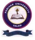 Periyar University, Salem logo