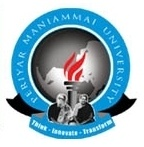Periyar Maniammai University logo