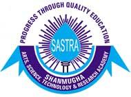 SASTRA University logo