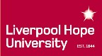 Liverpool Hope University  logo