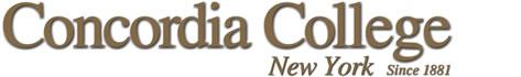 Concordia College-New York logo