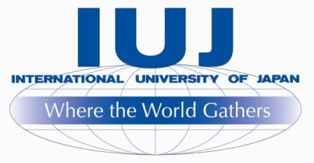 International University of Japan logo