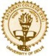 Satyawati College logo