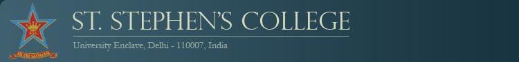 St. Stephen's College logo