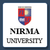 Nirma Institute of Technology  logo