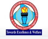Department of Business Management logo
