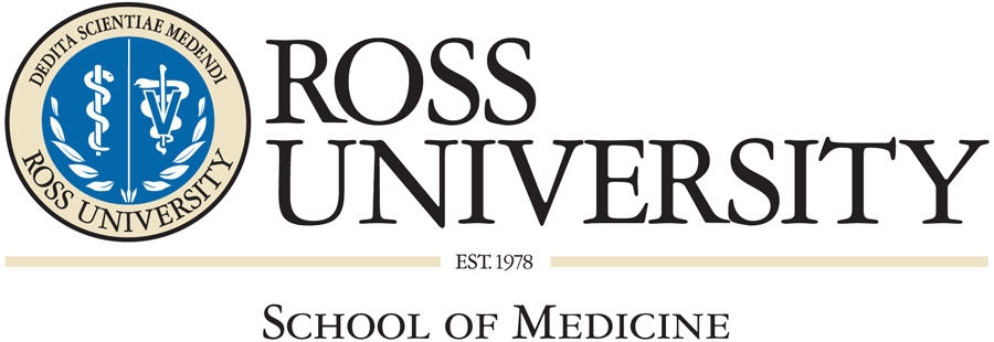 Ross University School of Medicine logo