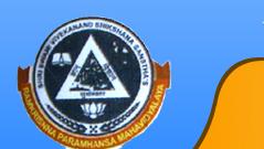 Ramkrishna Paramhans Mahavidyalaya logo
