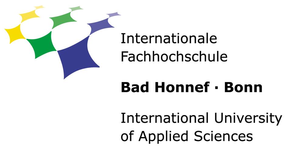 International University of Applied Sciences bad Honnef Bonn logo