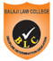 Balaji Law College logo