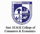 Smt. M.M.K College of Commerce & Economics logo