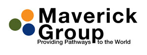 Maverick School of Languages  logo