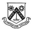 Elphinstone College logo
