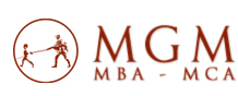 MGM's Institute of Management Studies & Research logo