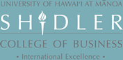 University of Hawaii at Manoa, Shidler College of Business logo